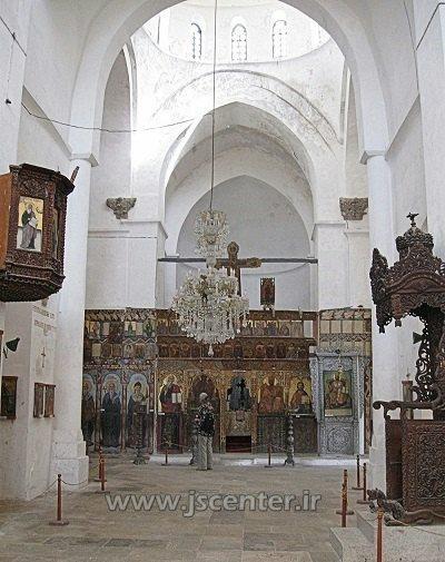کلیسای سنت برناباس