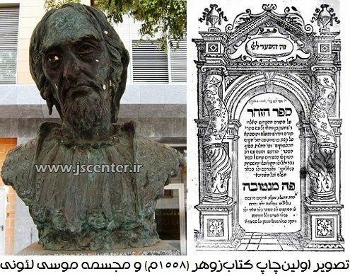 موسی لئونی و کتاب زوهر