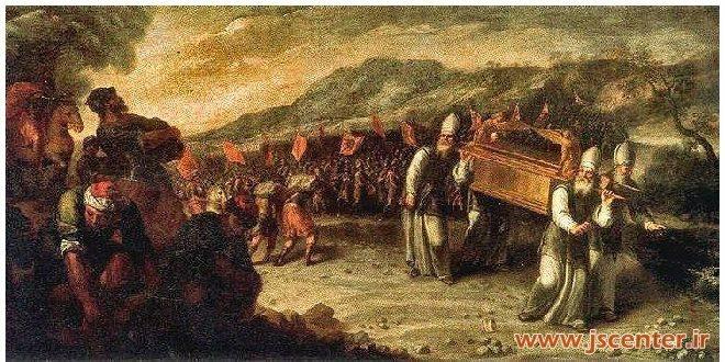 بنیاسرائیل از یوشع تا سلیمان نبی