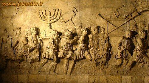 تیتوس و تخریب دوم معبد