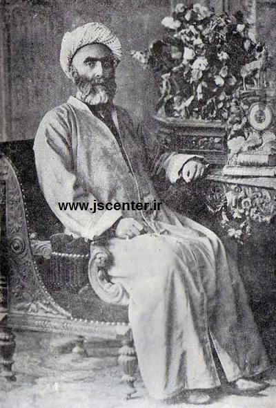 میرزا محمدعلی تاجر شیرازی