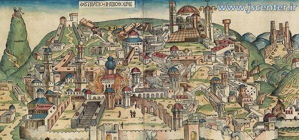 ویرانی بیت المقدس تحت حکومت بابل