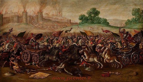 ویرانی بیت المقدس و اسارت بابلی