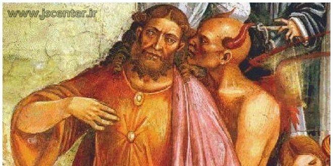 کابالیسم و مشافهه حضوری با شیطان
