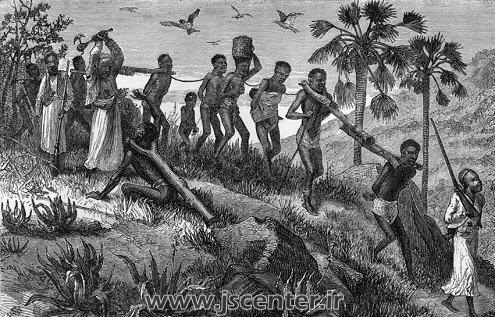 Slaves بردهداری