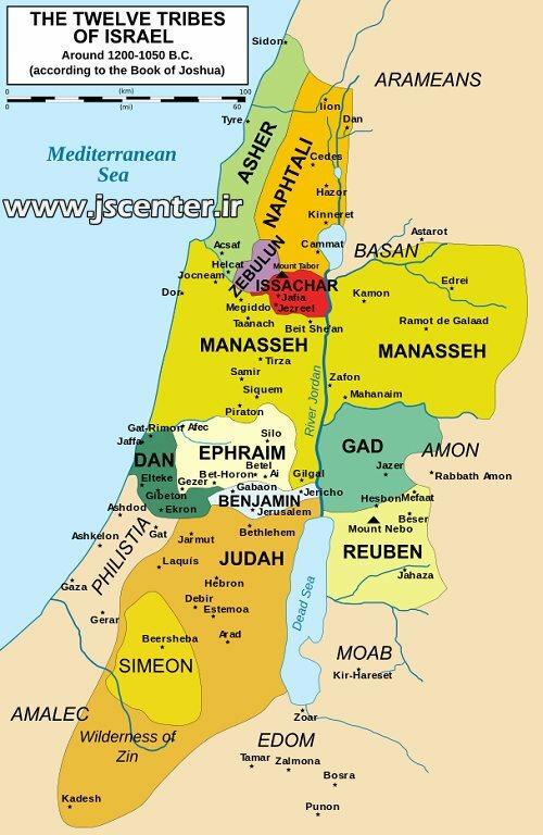 اسباط بنیاسرائیل