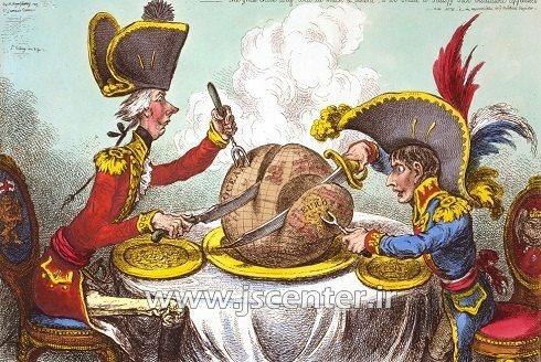 استعمار و تقسیم جهان
