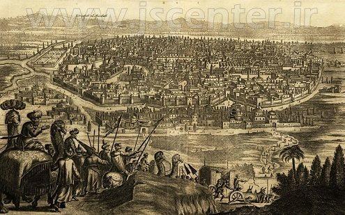 اصفهان در دوران پایتختی