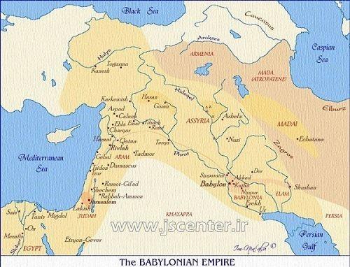 امپراتوری بابل