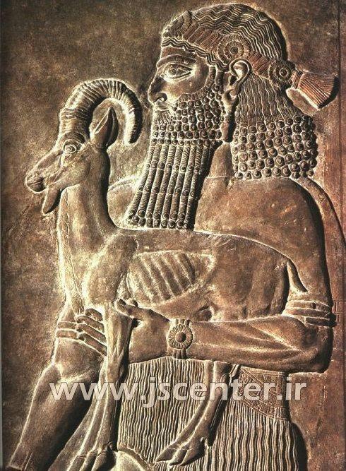 سارگون دوم و قبایل دهگانه بنیاسرائیل