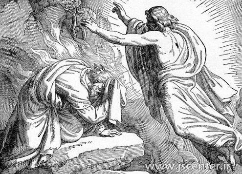 صحبت خدا با ایلیا