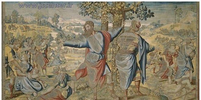 مهاجرت ابراهیم و ظهور بنیاسرائیل