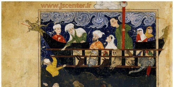 نوح و مبارزه با کابالیسم