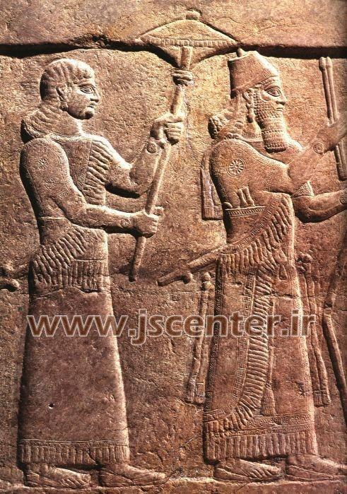 Shalmaneser III ، شلمنصر سوم