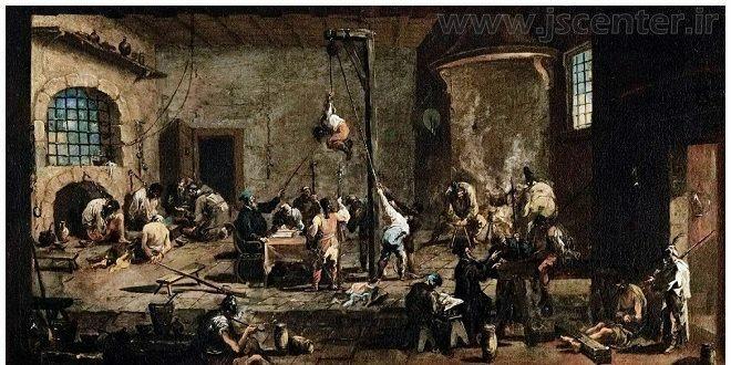 الیگارشی یهودی و انکیزیسیون