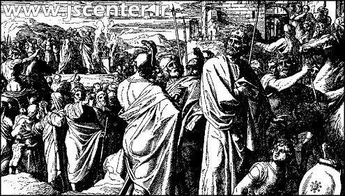 آشوریان و یهود