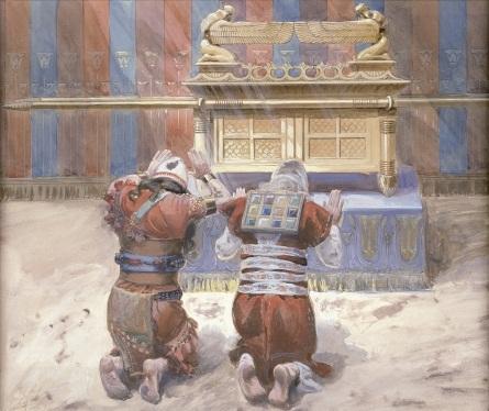 تابوت عهد و صندوق سکینه