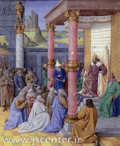 کوروش و یهود