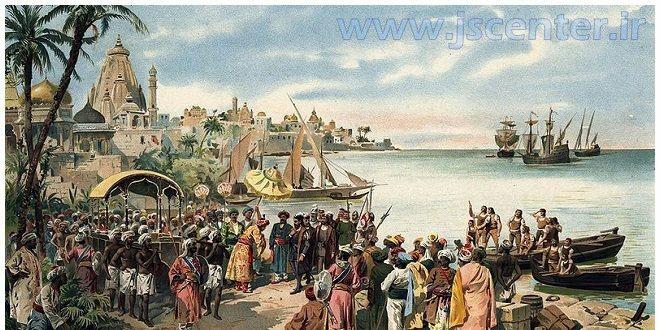 یهودیان و غارت شرق