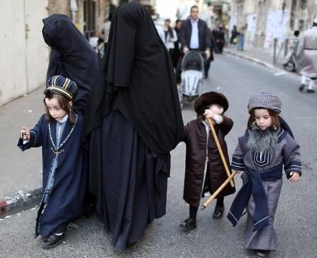 حجاب در یهود
