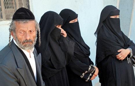 حجاب زنان یهودی