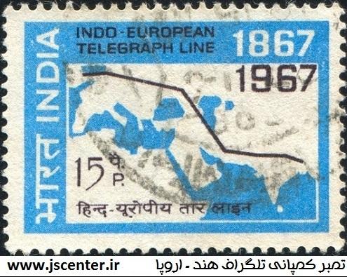 کمپانی تلگراف هند اروپا