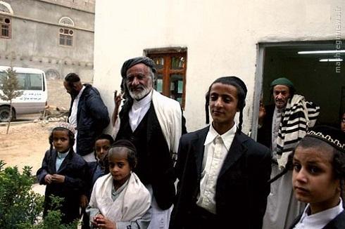 یمن سرزمین موعود یهودیان