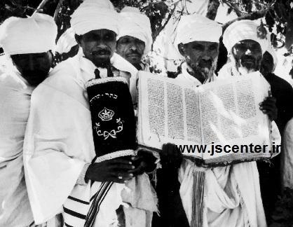 یهودیان سیاه پوست فالاشه