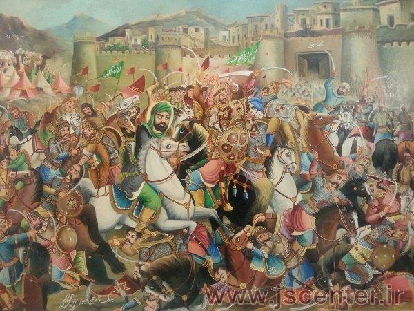 یهود و جنگ خیبر