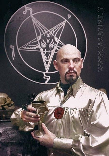 آنتوان لاوی کلیسای شیطان
