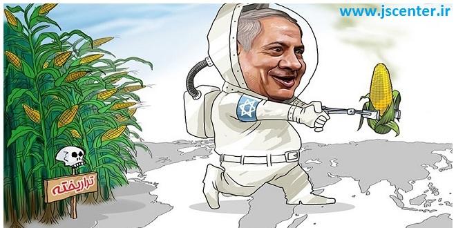 تراریخته و اسرائیل