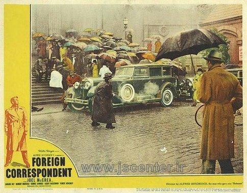 فیلم خبرنگار خارجی