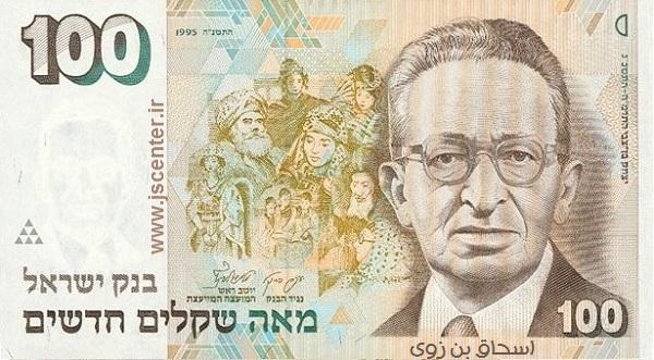 Yitzhak Ben Zvi ، اسحاق بن زوی