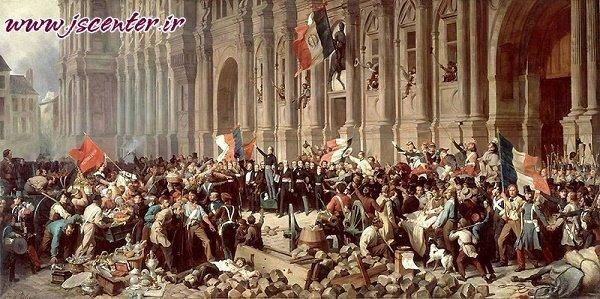 انقلاب 1848 فرانسه