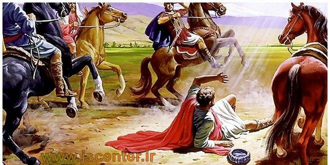 تناقض در داستان ایمان پولس یهودی