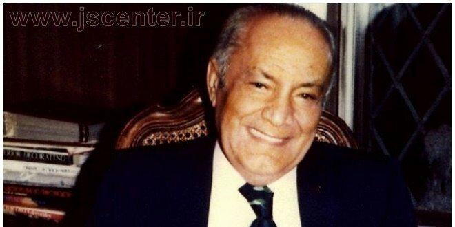 حبیبالله القانیان مؤسس پلاسکو