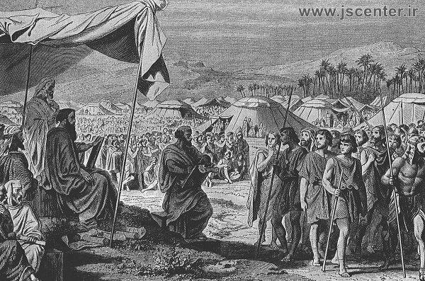 شمارش بنیاسرائیل