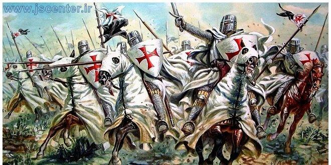 فراماسونری و شوالیههای صلیبی