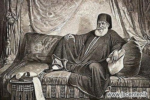 محمدعلی پاشا مصر