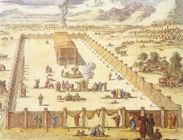 معبد سلیمان و تابوت عهد
