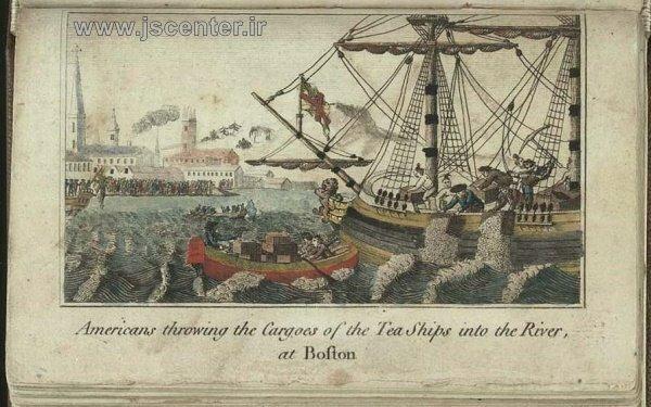مهمانی چای بوستون