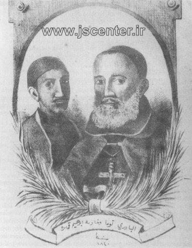 پدر توماس و ابراهیم عماره