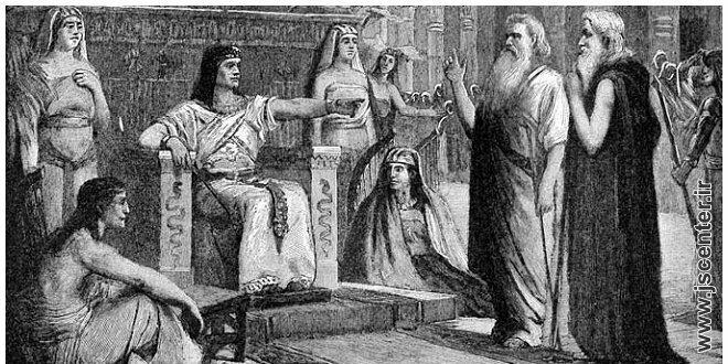 بازگشت موسی