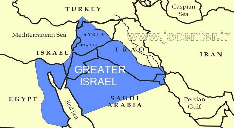 رویای اسرائیل بزرگ