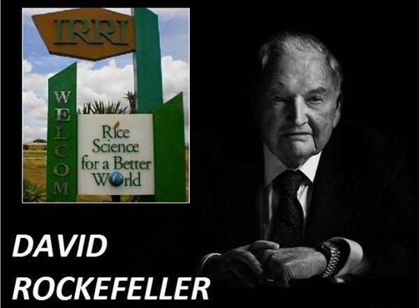 نفوذ بنیاد راکفلر در کشاورزی و غذای ایران