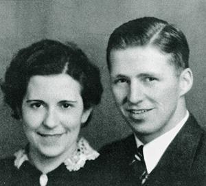 نورمن و مارگارت بورلاگ