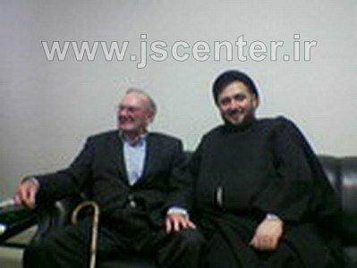 جان هیک و محمدعلی ابطحی