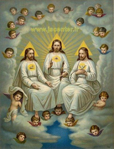 خرافهی تثلیث