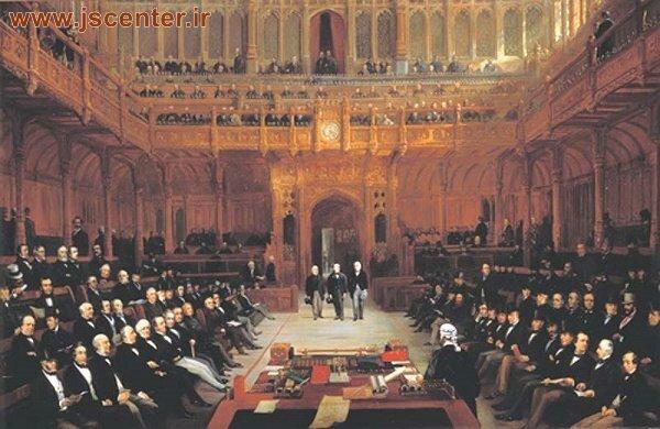 لیونل دی روچیلد در مجلس عوام