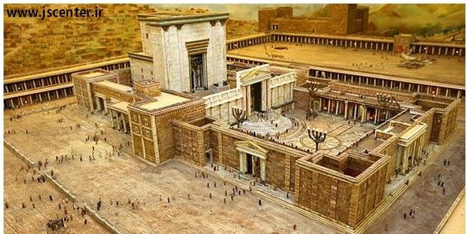 معبد سلیمان و معماری ماسونی